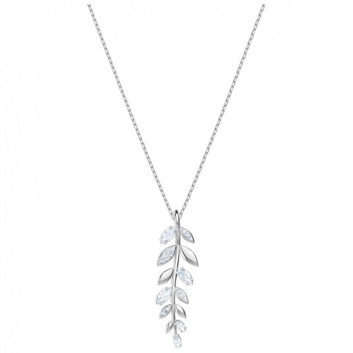 Swarovski Mayfly pendant 5423184 White Rhodium plating