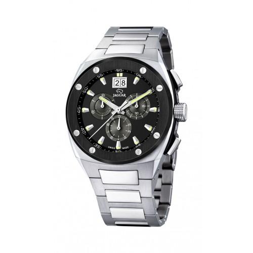 Jaguar chronograph watch J621/C
