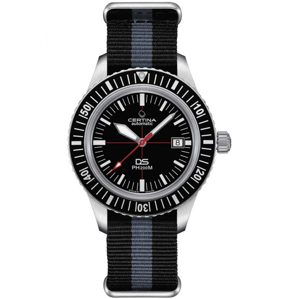 Certina DS Action watch PH 200M Powermatic 80 C036.407.16.050.00 ... 0bf0d2ff714