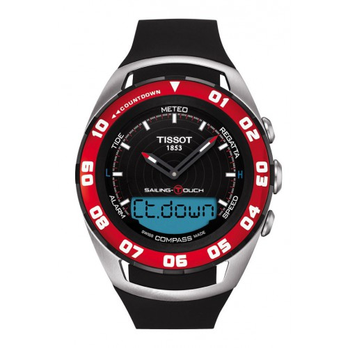 Tissot Sailing Touch watch T0564202705100