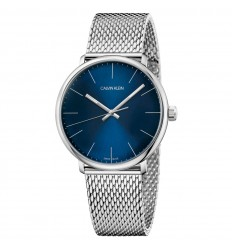 a0cb27736572 Reloj Calvin Klein High Noon K8M2112N Esfera azul brazalete malla. -15%. Vista  rápida
