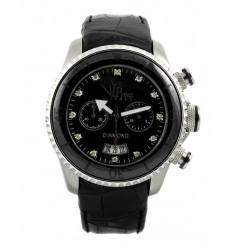 VIP Cronograf Ceramic VP8008BK