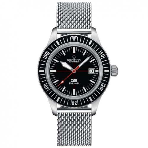 Certina Heritage watch DSPH 200M Men Automatic C0364071105000