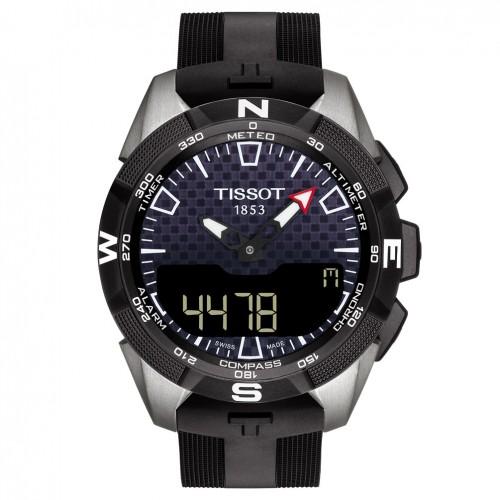 Tissot T-Touch Expert Solar II watch Touchscreen Black T1104204705101