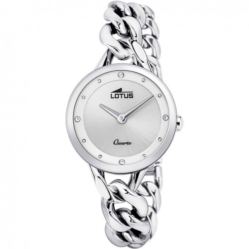 Lotus Women's Trendy watch Silver dial Steel bracelet 18721/1