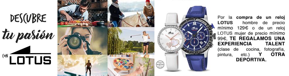 ab462fbe0113 Relojes Lotus Trendy